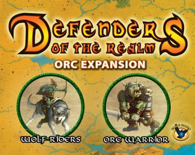 Defenders of the Realm: Orc Expansion