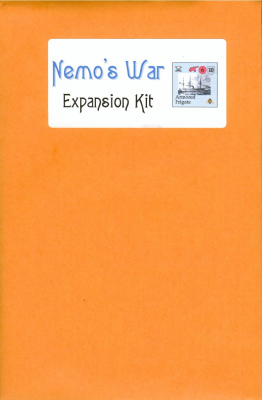 Nemo's War Expansion Kit