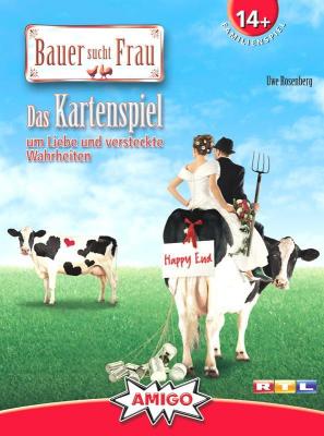 Bauer sucht Frau: Das Kartenspiel