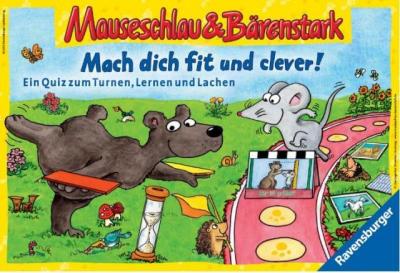 Mauseschlau & Bärenstark: Mach dich fit und clever