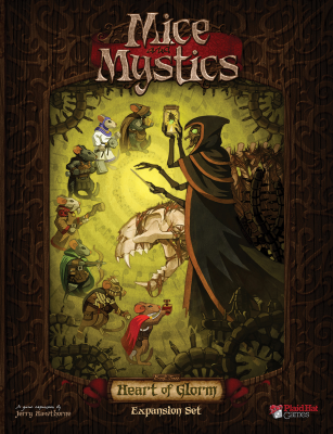 Mice and Mystics: Heart of Glorm