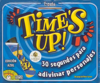 Time's Up! Edición Azul