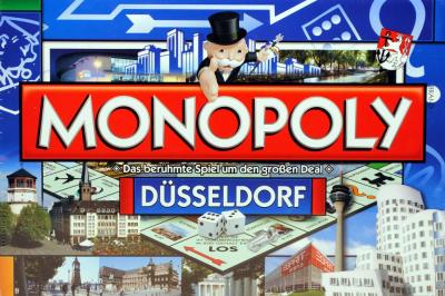 Monopoly: Düsseldorf