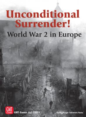 Unconditional Surrender! World War 2 in Europe