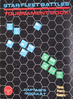 Star Fleet Battles: Captain's Module T – Tournament Book