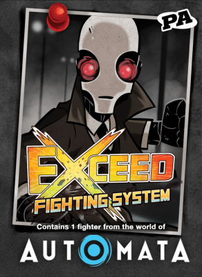 Exceed: Carl Swangee Solo Fighter