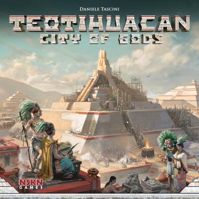 Teotihuacan: La Cité des Dieux