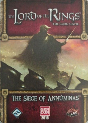 Der Herr der Ringe: Die Belagerung von Annuminas