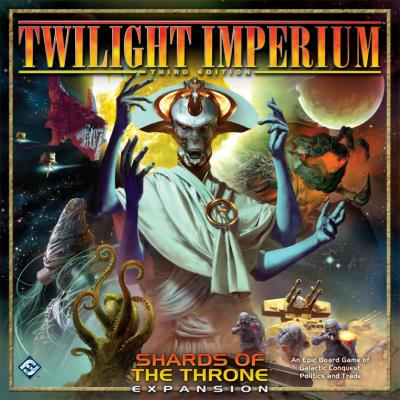 Twilight Imperium (Third Edition): Shards of the Throne