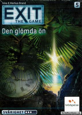 EXIT: The Game – Den Glömda Ön