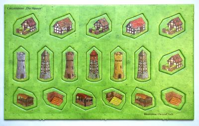 Carcassonne: Little Buildings