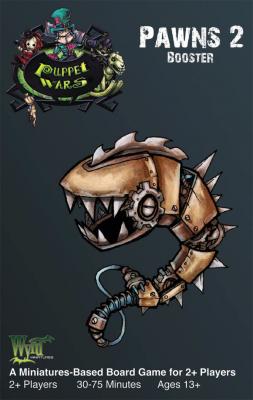Puppet Wars: Pawns 2