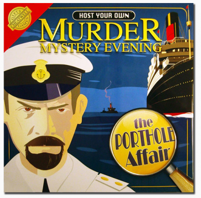 Murder Mystery Evening: The Porthole Affair