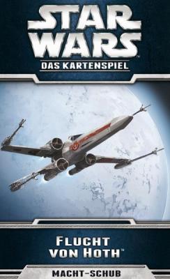 Star Wars Kartenspiel: Flucht von Hoth