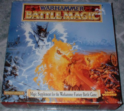 Warhammer Battle Magic