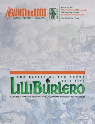 Lilliburlero: The Battle of the Boyne, July 1690