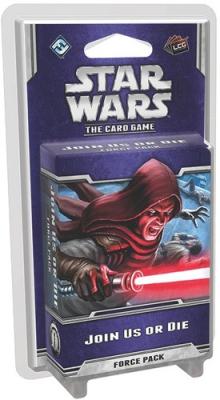 Star Wars Kartenspiel: Übertreten oder Sterben