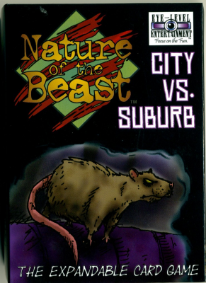 Nature of the Beast: City vs. Suburb