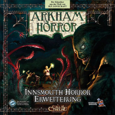 Arkham Horror: Schatten über Inssmouth