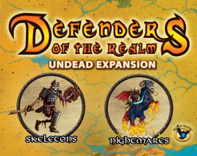 Defenders of the Realm: Undead Expansion
