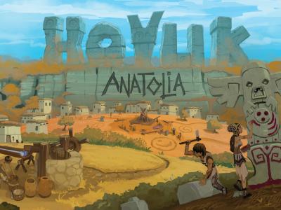 Hoyuk: Anatolia