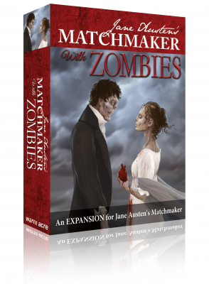 Jane Austen's Matchmaker with Zombies