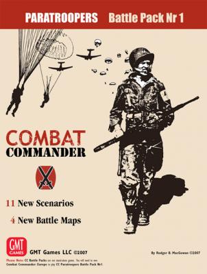 Combat Commander: Battle Pack #1 - Paratroopers