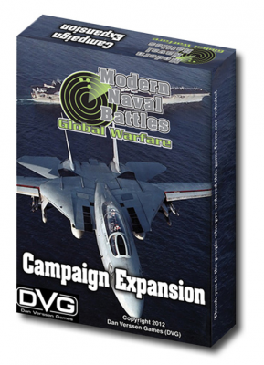 Modern Naval Battles: Global Warfare - Campaign Expansion