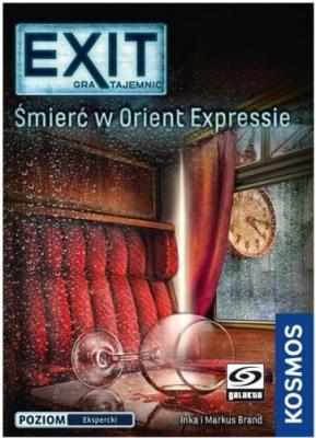 EXIT: Gra Tajemnic - Śmierć w Orient Expressie