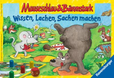 Mauseschlau & Bärenstark: Wissen, Lachen, Sachen machen