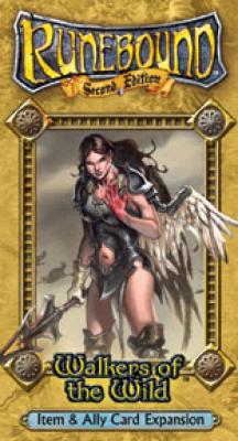 Runebound: Walkers of the Wild
