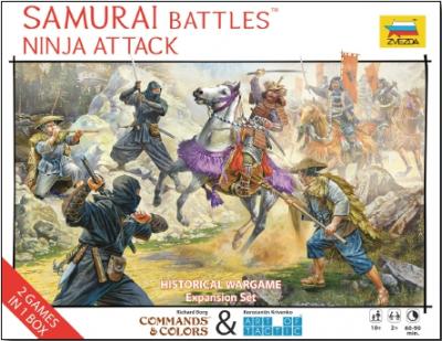 Samurai Battles: Ninja Attack