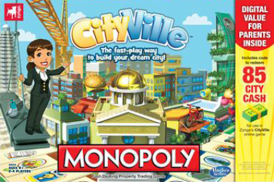 Monopoly: CityVille