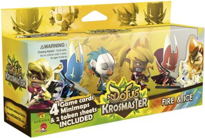 Krosmaster: Arena - Fire & Ice Expansion Pack #1