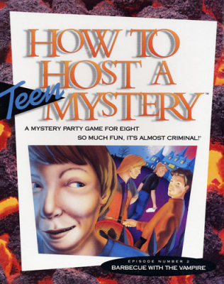 How To Host A Teen Mystery: Barbecue With The Vampire