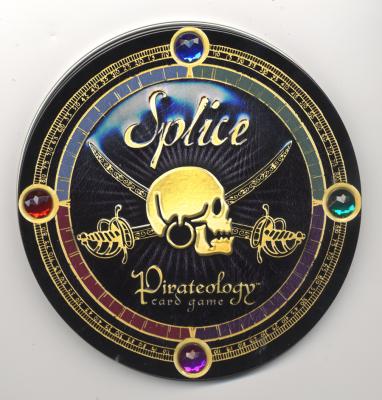 Splice  Pirateology Card Game