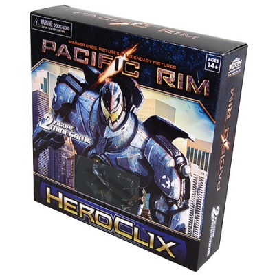 Pacific Rim HeroClix:  Mini-Game