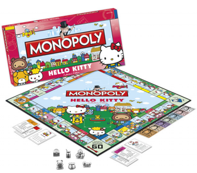 Monopoly: Hello Kitty Collector's Edition