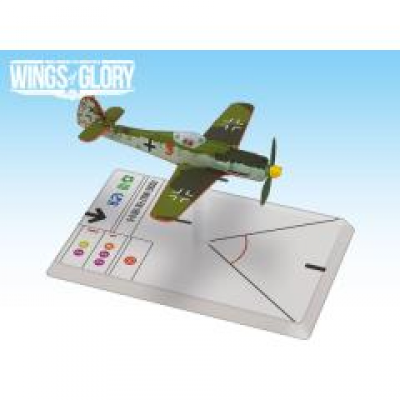 Wings of Glory: WW2 Airplane Pack - Focke-Wulf FW-190 D-9 (Wübke)