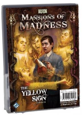 Villen des Wahnsinns: Das Gelbe Zeichen