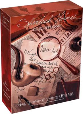 Sherlock Holmes - Jack L'eventreur & Aventures A West End