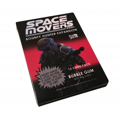 Space Movers 2201: Bounty Hunter Expansion Pack