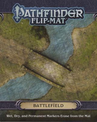 Pathfinder Flip-Mat: Battlefield