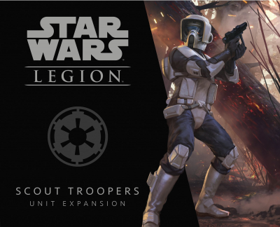 Star Wars: Legion – Scout Troopers Unit Expansion