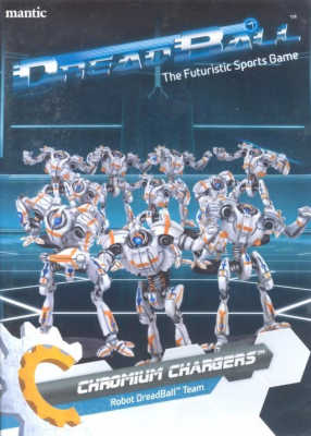 DreadBall: Chromium Chargers