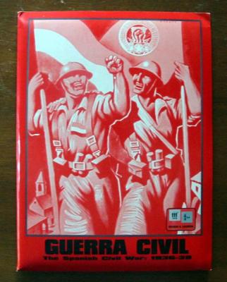 Guerra Civil -  The Spanish Civil War: 1936-1939
