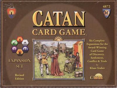 Catan Card Game Expansion Set