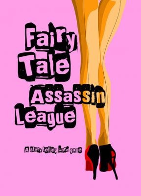 Fairy Tale Assassin League: Snow White?  Not Anymore
