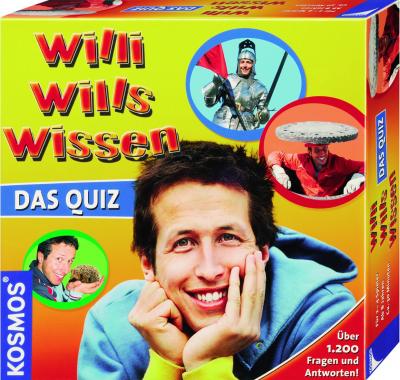 Willi wills wissen: Das Quiz