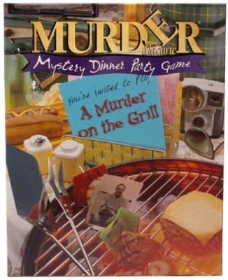 Murder à la carte: Murder on the Grill